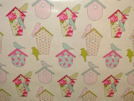 Thornbury Sorbet PVC Oilcloth by Ashley Wilde